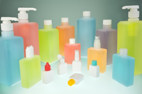 Rectangular and Square sectioned stock plastic bottles | Measom